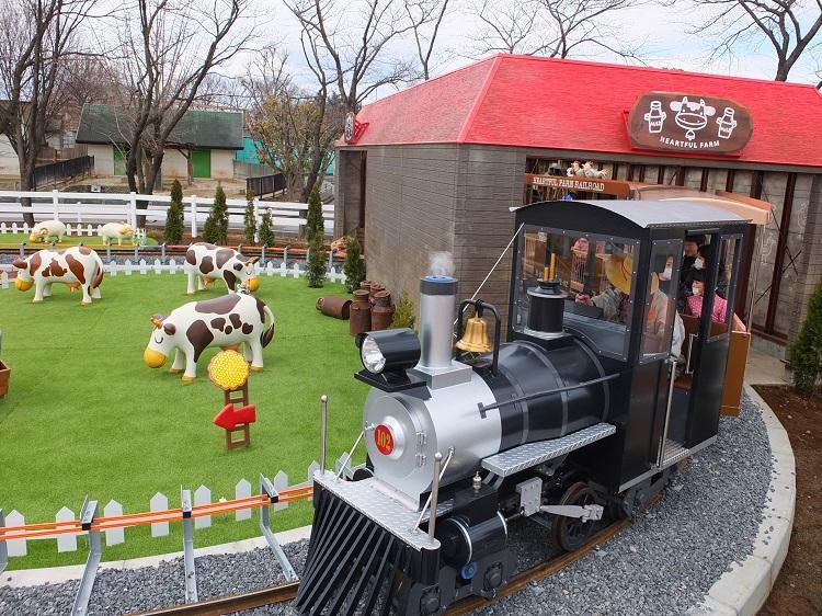 東武動物公園 ホルンさんのファーム鉄道