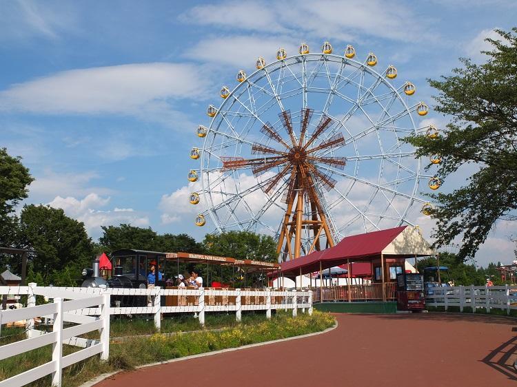 東武動物公園 エマさんのチーズ風車